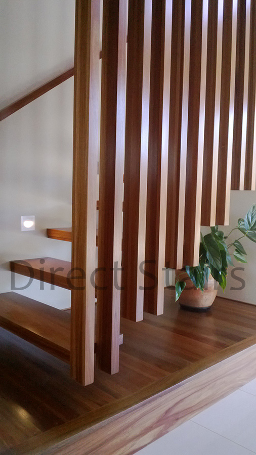 Balustrade – Timber Screen | Direct Stairs