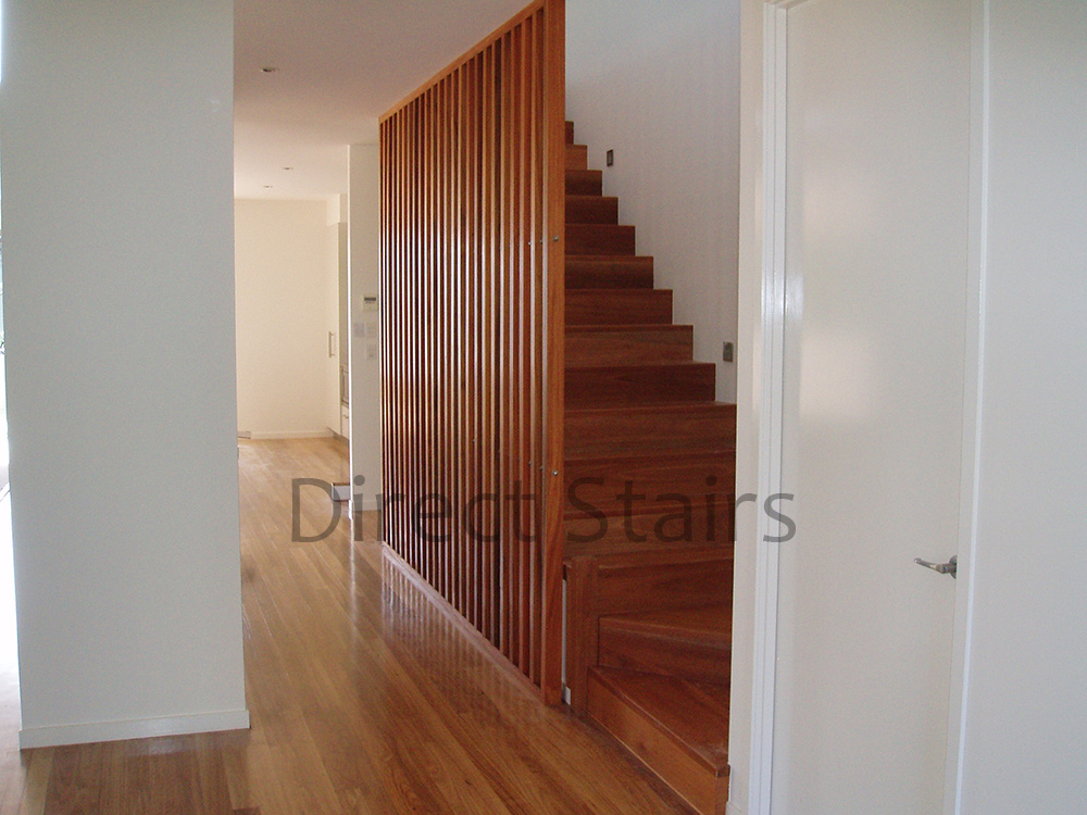 Balustrade – Timber Screen | Direct Stairs