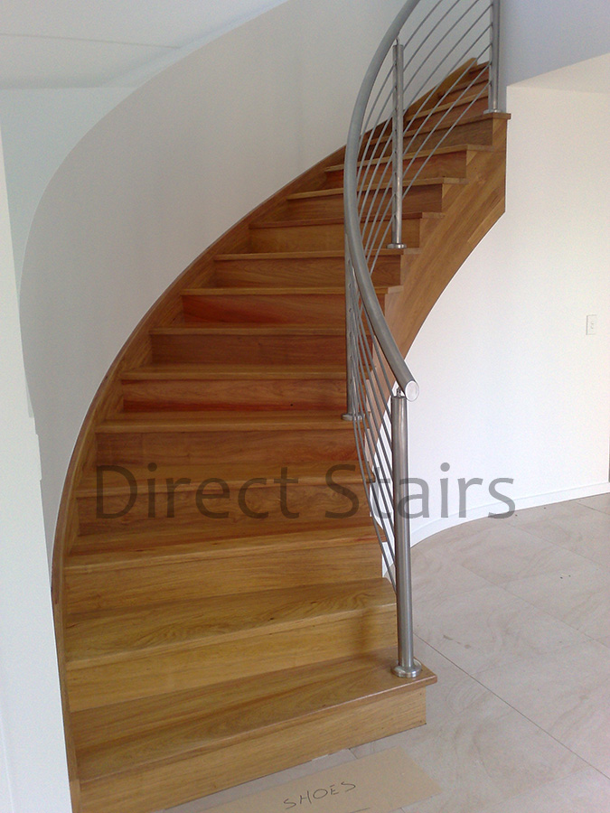 Stairs – Closed Riser | Direct Stairs