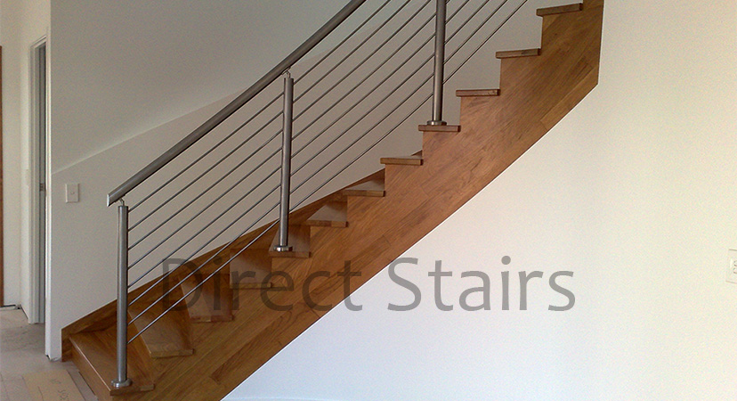 Curved Staircases by Direct Stairs