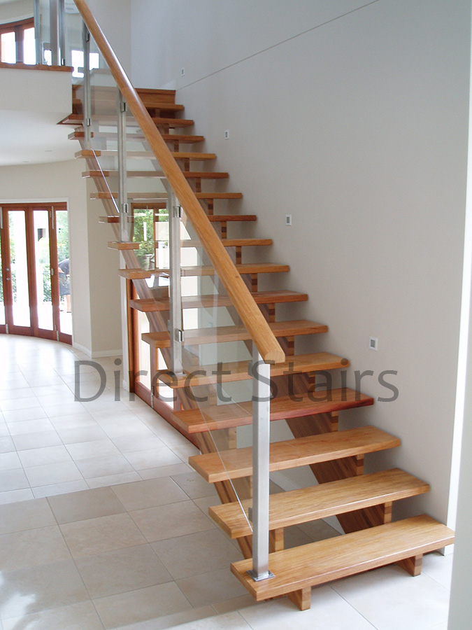 Stairs Open Riser Direct Stairs