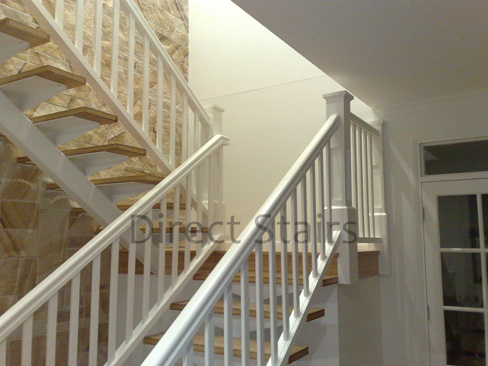 Stairs – Open Riser | Direct Stairs